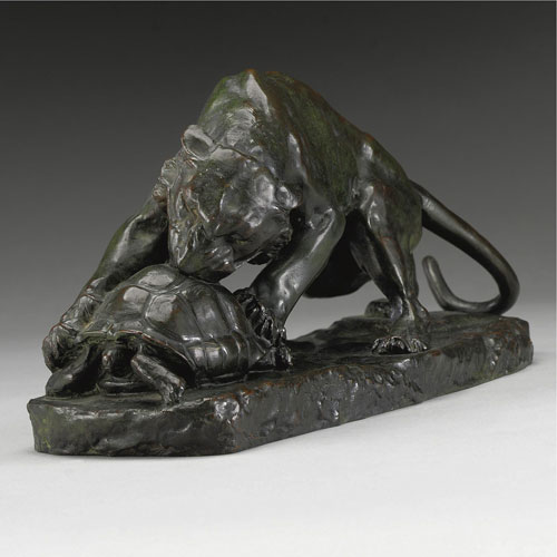 Gardet-bronze